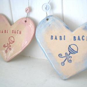 Babi Bach (Little Baby in Welsh) He..